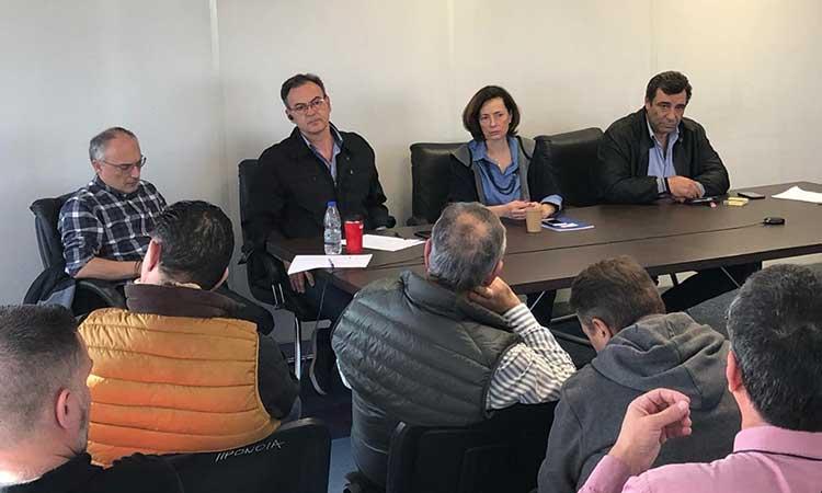 Έκτακτη συνεδρίαση Πολιτικής Προστασίας Βορείου Τομέα Αθηνών