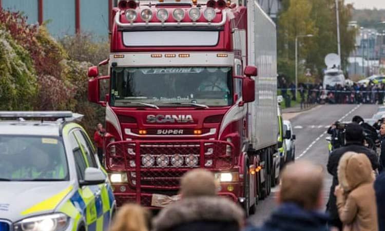 Ομολόγησε την ενοχή του ο οδηγός του φορτηγού – «νεκροφόρας» στο Έσεξ
