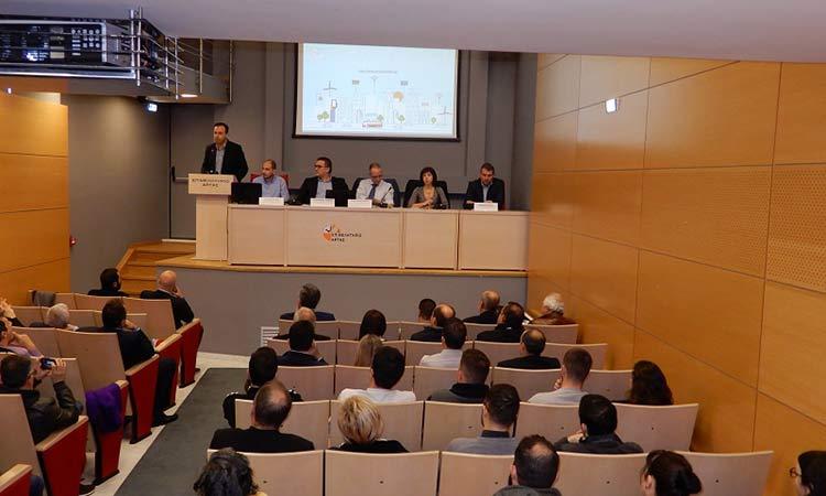 Ο πρόεδρος της ΚΕΔΕ στο 1ο Συνέδριο για την «Άρτα Έξυπνη Πόλη- SmartCityHackathon & InnovationHub»
