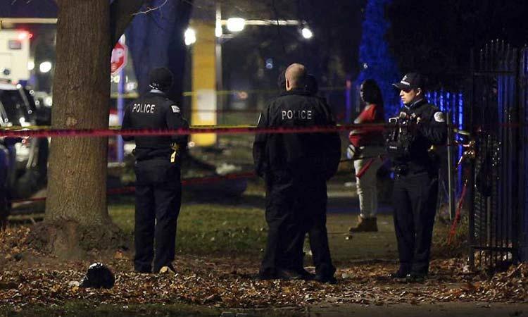 Μακελειό σε πάρτι στο Σικάγο με πυροβολισμούς – 13 τραυματίες, κρίσιμα οι 4