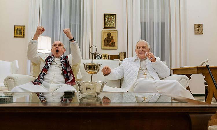 Σύγκρουση ανάμεσα σε «Δύο πάπες»
