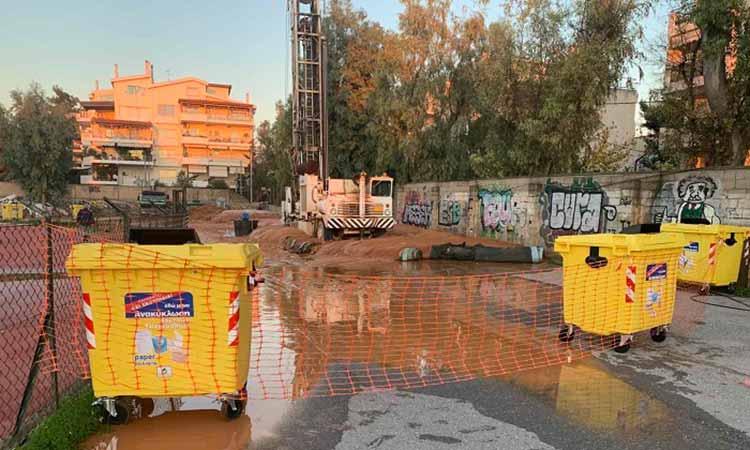 Θέρμανση δημοτικού κολυμβητηρίου στο Χαλάνδρι με σύστημα γεωθερμίας
