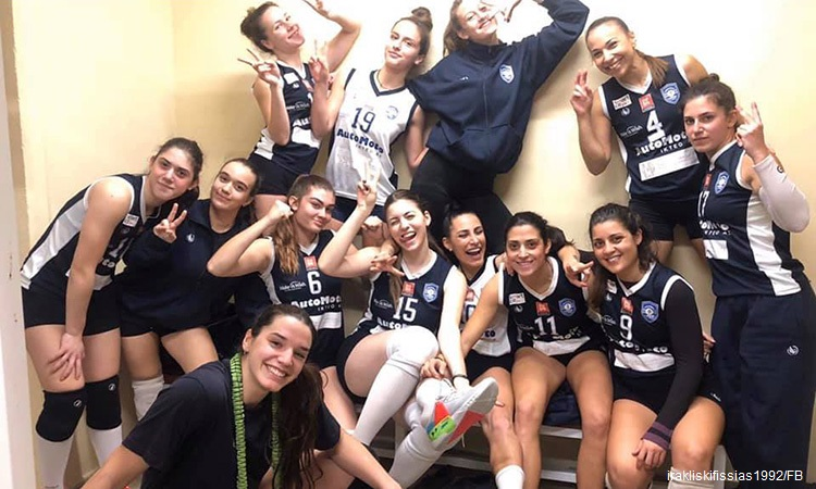 Α2 βόλεϊ Γυναικών: Πρώτη νίκη στο πρωτάθλημα για τον Ηρακλή Κηφισιάς – Ηττήθηκε η ΑΕΑΠ