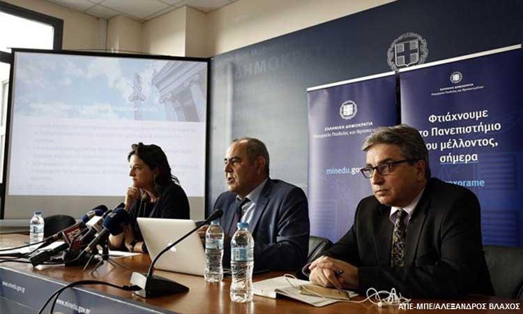 Υπουργείο Παιδείας: Ιδρύεται ανεξάρτητη αρχή για τη χρηματοδότηση των πανεπιστημίων