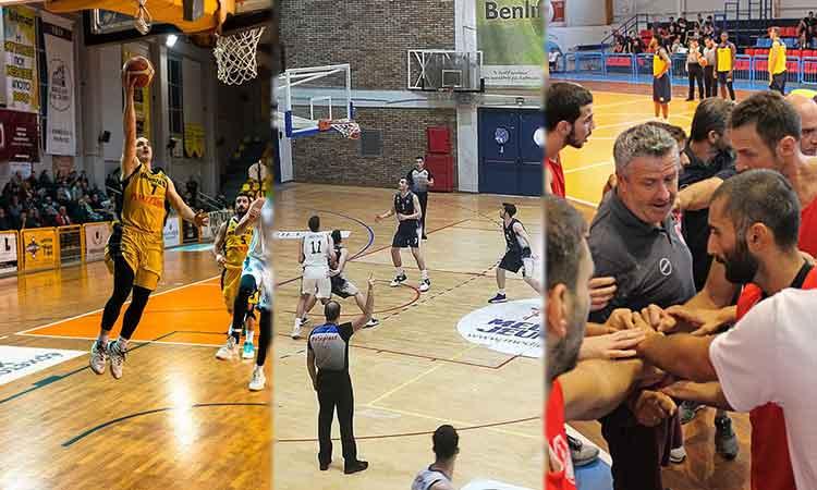 Β' Εθνική μπάσκετ: Νίκες για Μαρούσι, Πανερυθραϊκό και Πεντέλη στην 9η αγωνιστική
