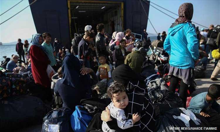Μεταναστευτικό: Σχεδόν 50.000 οι νέες αφίξεις στα νησιά στο δεκάμηνο