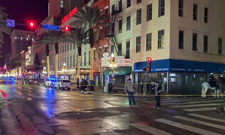 Πυροβολισμοί στη Νέα Ορλεάνη – Τουλάχιστον 11 τραυματίες
