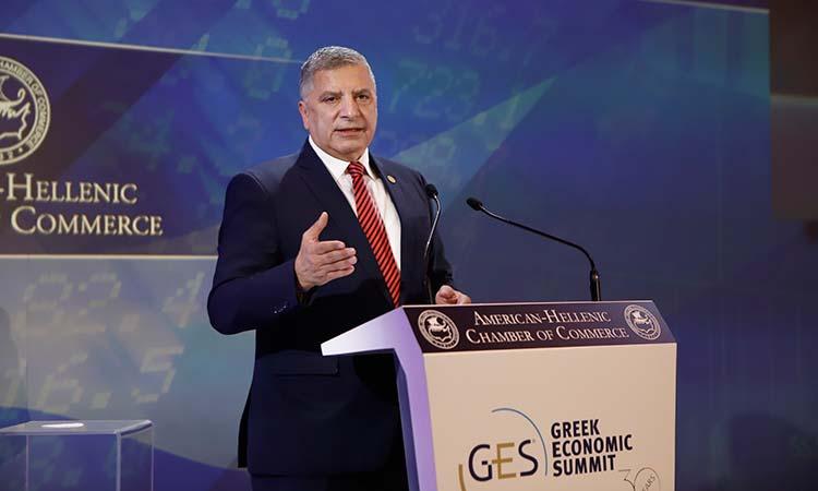 Γ. Πατούλης: Ως Περιφέρεια Αττικής θα βοηθήσουμε τη χώρα μας να κάνει αναπτυξιακά άλματα