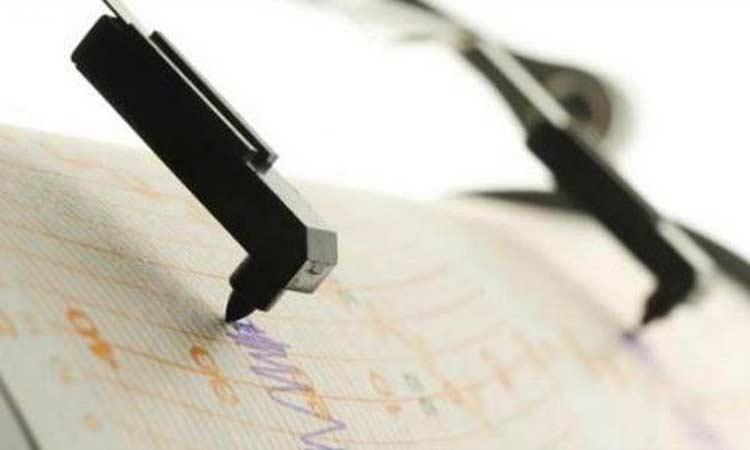 Σεισμός 4,9 Ρίχτερ νότια της Κρήτης