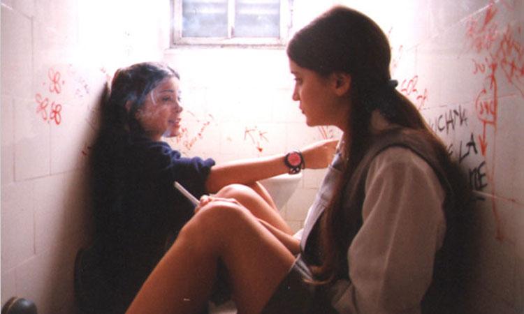 «Αιχμάλωτη» από την Κινηματογραφική Λέσχη Πεύκης