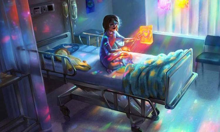 Συλλογή βιβλίων για συνανθρώπους μας που νοσηλεύονται σε αντικαρκινικά νοσοκομεία