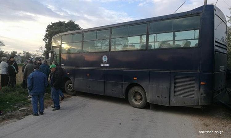 Χίος: Συμπλοκές μεταξύ αλλοδαπών με τραυματίες στο ΚΥΤ της ΒΙΑΛ