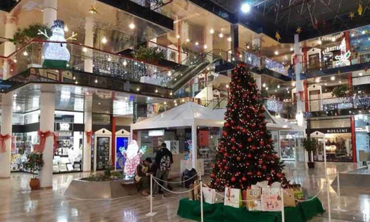 Χριστουγεννιάτικες δράσειες για παιδιά στο Εμπορικό Κέντρο Χολαργού