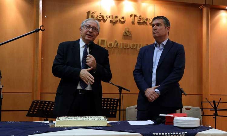 Θ. Αμπατζόγλου: Ο Δήμος Αμαρουσίου θα αποκτήσει το δικό του Θέατρο