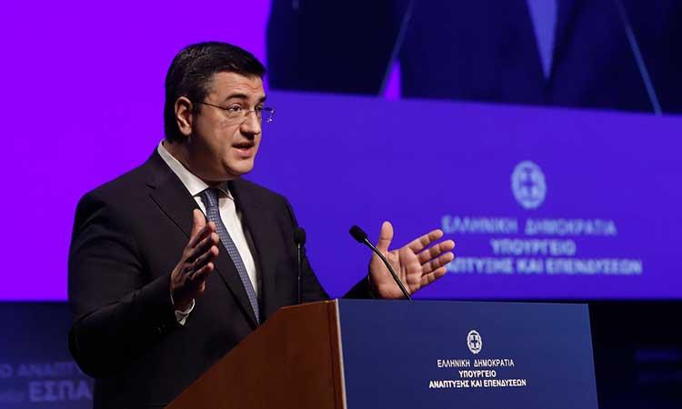 Πέντε προτάσεις για το ΕΣΠΑ 2021-27 κατέθεσε ο πρόεδρος της ΕΝΠΕ στο Εθνικό Αναπτυξιακό Συνέδριο