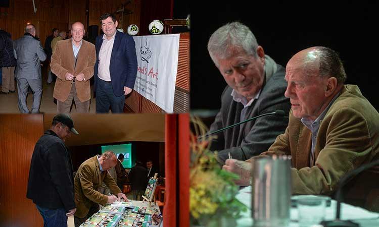 Στην εκδήλωση του ΠΕΑΠ προς τιμή του Μίμη Δομάζου ο δήμαρχος Λυκόβρυσης – Πεύκης