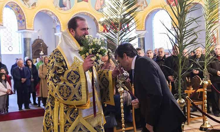 Με λαμπρότητα ο εορτασμός των Θεοφανίων στον Δήμο Φιλοθέης – Ψυχικού