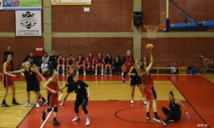 Α2 μπάσκετ Γυναικών: Έχασε στην παράταση από τον Αθηναϊκό ο Γ.Σ. Αγ. Παρασκευής στη 12η αγωνιστική