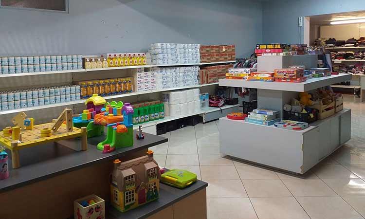 Η Ένωση «Μαζί για το Παιδί» στηρίζει το Κοινωνικό Παντοπωλείο Δήμου Χαλανδρίου
