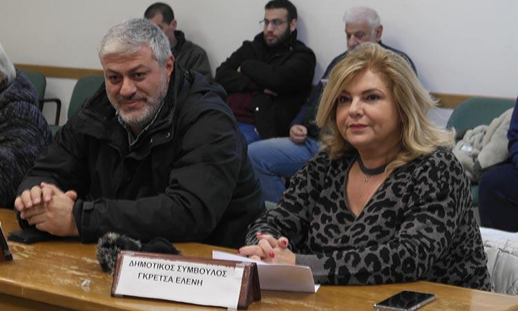 Η Ελένη Γκρέτσα απαντά στα σενάρια για την απουσία της στην ειδική συνεδρίαση για τον προϋπολογισμό