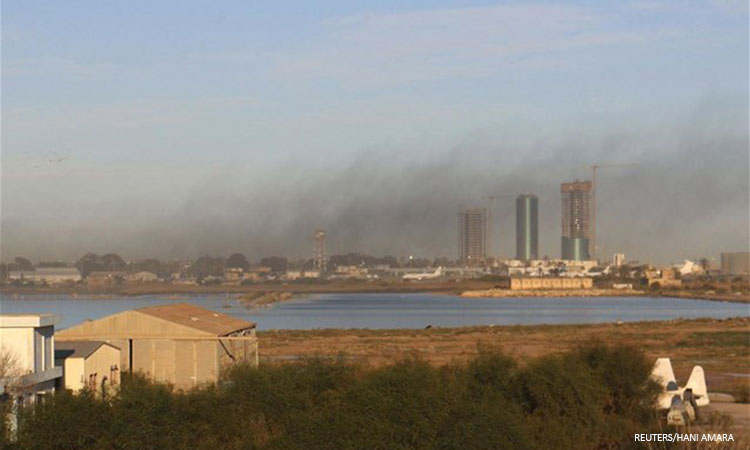 Λιβύη: Κλειστό το αεροδρόμιο Μίτιγκα λόγω εκτόξευσης ρουκετών