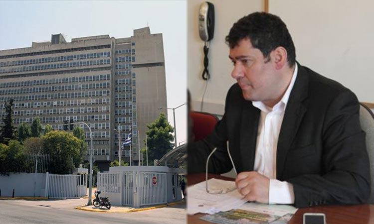 Στο υπουργείο Προστασίας του Πολίτη για τα ζητήματα ασφαλείας ο δήμαρχος Λυκόβρυσης – Πεύκης