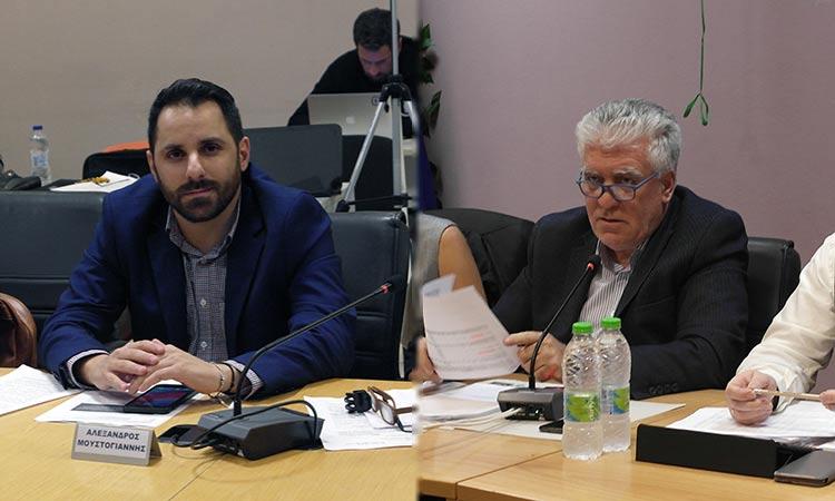 Αλ. Μουστόγιαννης προς Β. Ζορμπά: Σου επιστρέφω τα περί «αχαρακτήριστου»