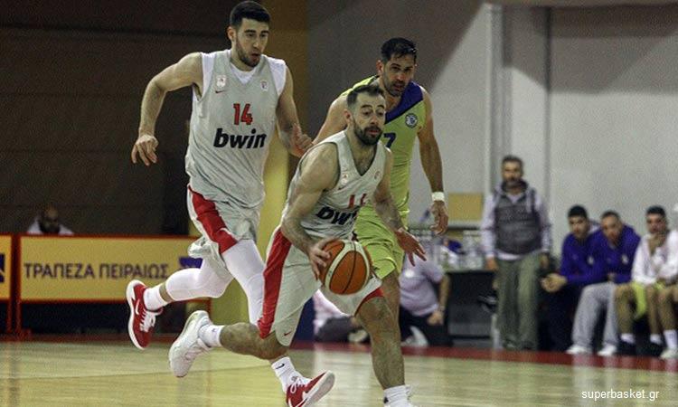 Α2 μπάσκετ Ανδρών: Με το «διπλό» έφυγε από το ΣΕΦ το Ψυχικό – Νίκησε τον Ολυμπιακό με 71-65