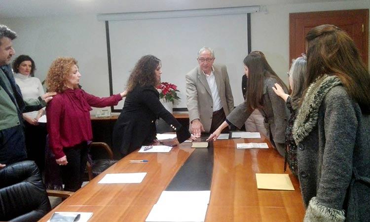 Οκτώ εργαζόμενοι ενισχύουν κρίσιμες υπηρεσίες του Δήμου Αμαρουσίου