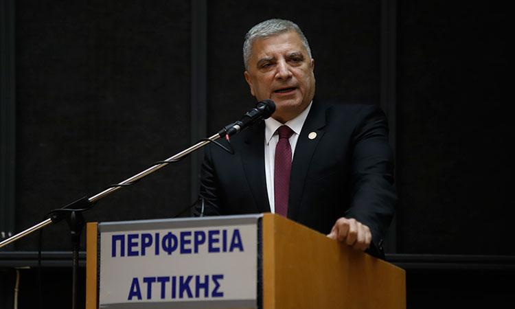 «Καλή δύναμη» στο έργο της νέας Προέδρου της Δημοκρατίας ευχήθηκε ο περιφερειάρχης Αττικής