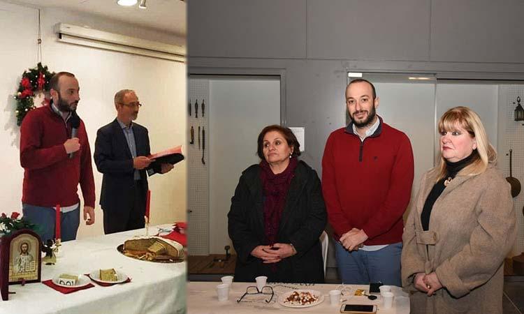 Η παράταξη Δήμος Μπροστά+ σε εκδηλώσεις κοπής πίτας συλλόγων
