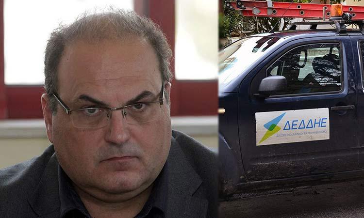 Σ. Ρούσσος: Ο ΔΕΔΔΗΕ δεν εκτελεί τη σύμβαση που πληρώνουν οι δημότες Χαλανδρίου – Με τη «Μήδεια» ξεχείλισε το ποτήρι