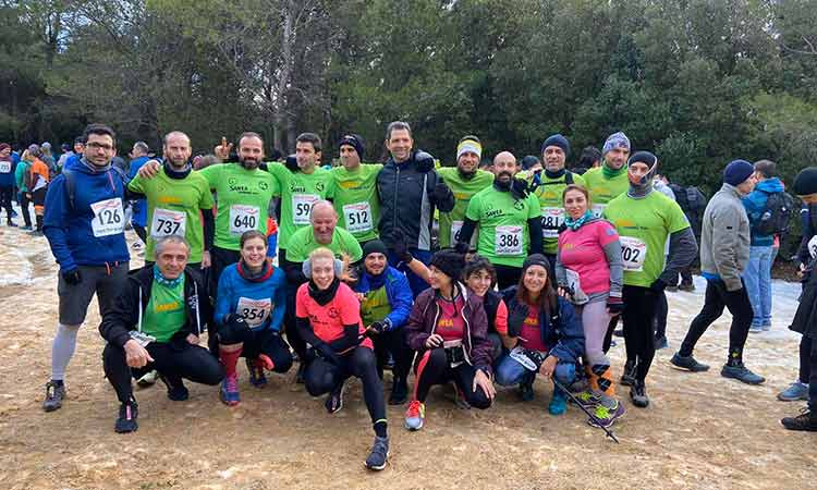 Η Santa Running Team του ΑΣΑΠ ξεκίνησε ήδη να… τρέχει για το 2020