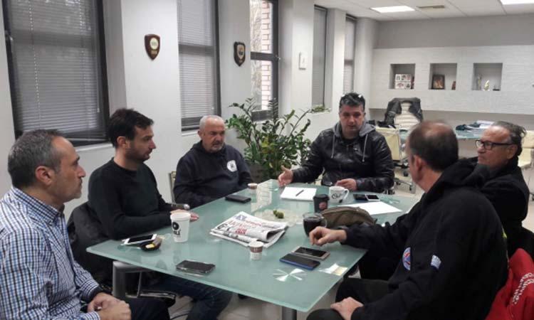 Έκτακτη σύσκεψη της Πολιτικής Προστασίας του Δήμου Βριλησσίων