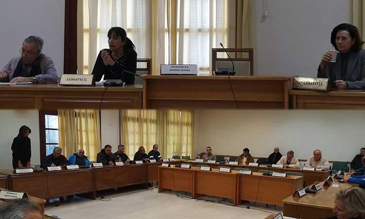 Έκτακτη συνεδρίαση της Πολιτικής Προστασίας Δήμου Πεντέλης ενόψει νέων δυσμενών καιρικών φαινομένων