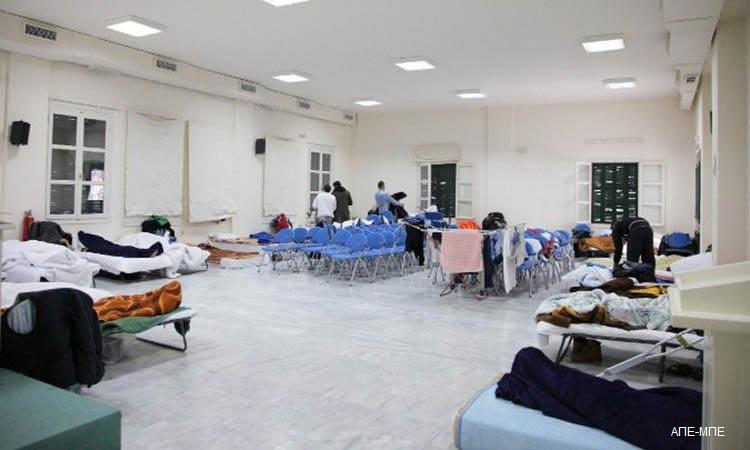 Ο Δήμος Αθηναίων παρέτεινε τα έκτακτα μέτρα για την προστασία των αστέγων