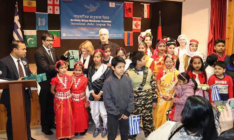 Τη γλωσσική και πολιτισμική πολυμορφία γιόρτασε το 2ο Γυμνάσιο Χαλανδρίου