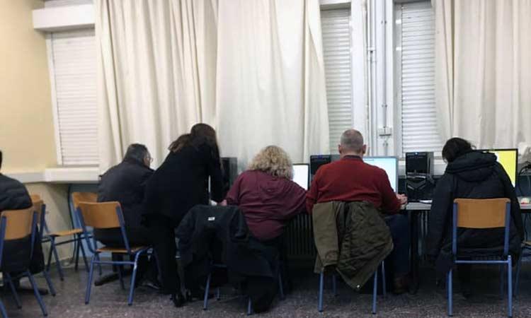 Προγράμματα εκπαίδευσης ενηλίκων από το Κέντρο Διά Βίου Μάθησης του Δήμου Κηφισιάς