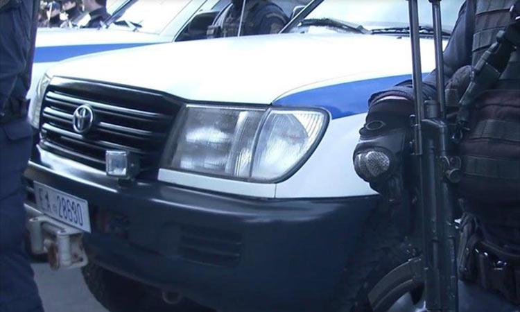 Ανταλλαγή πυροβολισμών μεταξύ κακοποιών και αστυνομικών στην Κόρινθο
