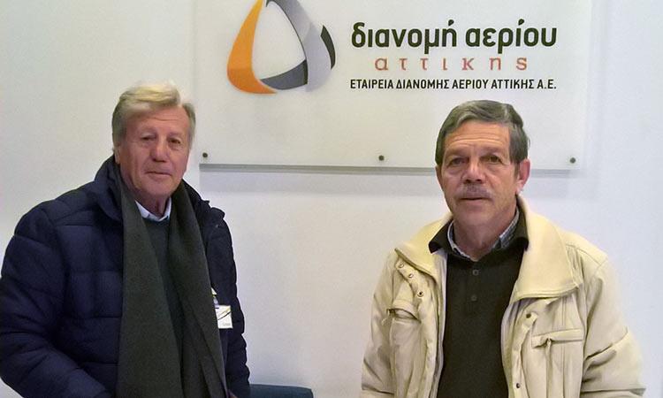 Νέα προέκταση δικτύου φυσικού αερίου στη Ν. Πεντέλη