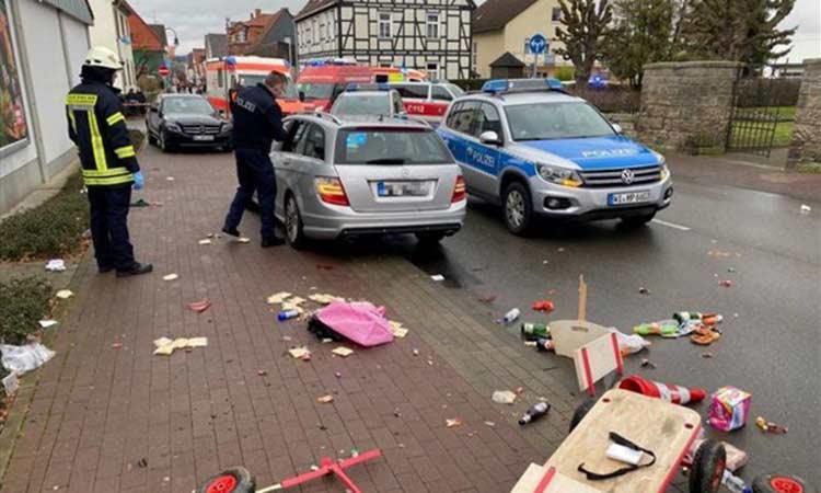 Έσση: Γερμανός ο οδηγός που παρέσυρε πεζούς σε καρναβαλική παρέλαση