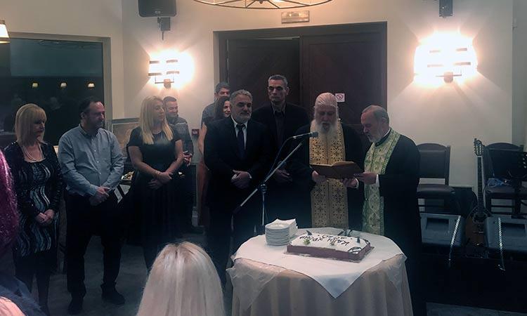 Με «καλά νέα» έκοψε την πίτα του ο «Άγιος Γεώργιος Γκιούλμπαξε» στα Μελίσσια