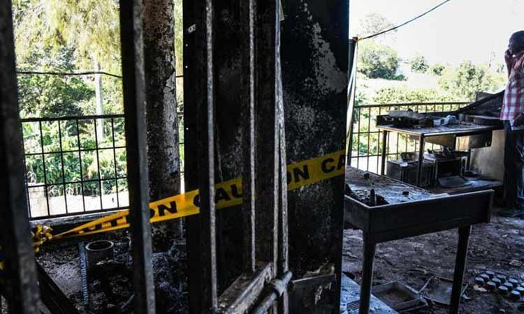 Τραγωδία σε ορφανοτροφείο στην Αϊτή: Δεκαπέντε παιδιά νεκρά σε πυρκαγιά