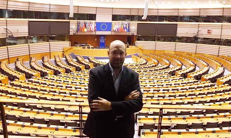Ο Νεκτάριος Καλαντζής στις Βρυξέλλες για θέματα Τοπικής Αυτοδιοίκησης και ανάπτυξης