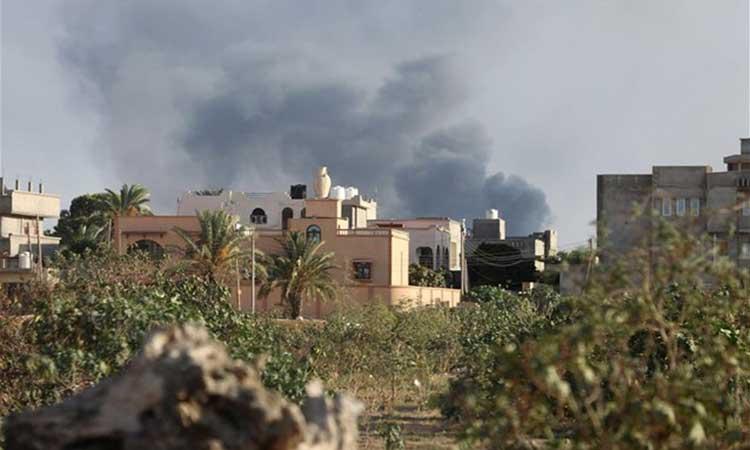 Λιβύη: Νέες μάχες ξέσπασαν νότια της Τρίπολης