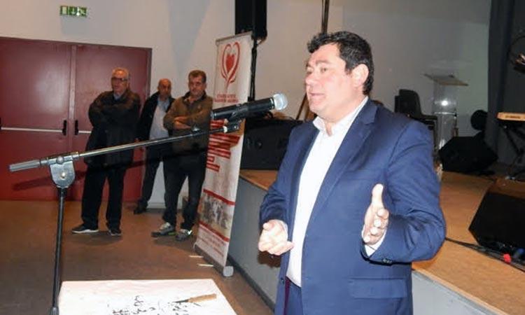 Ο Τάσος Μαυρίδης παρευρέθη σε εκδηλώσεις σε Πεύκη και Μεταμόρφωση