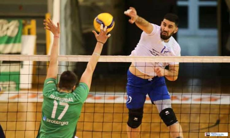 Volley League: Ο ΑΟΠ Κηφισιάς «γονάτισε» τον Παναθηναϊκό στην έδρα του με 3-1 σετ