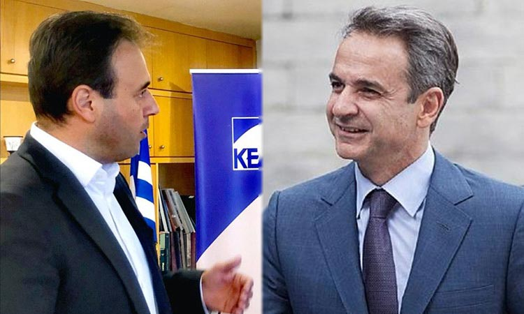 Με τον πρωθυπουργό συναντάται ο πρόεδρος της ΚΕΔΕ