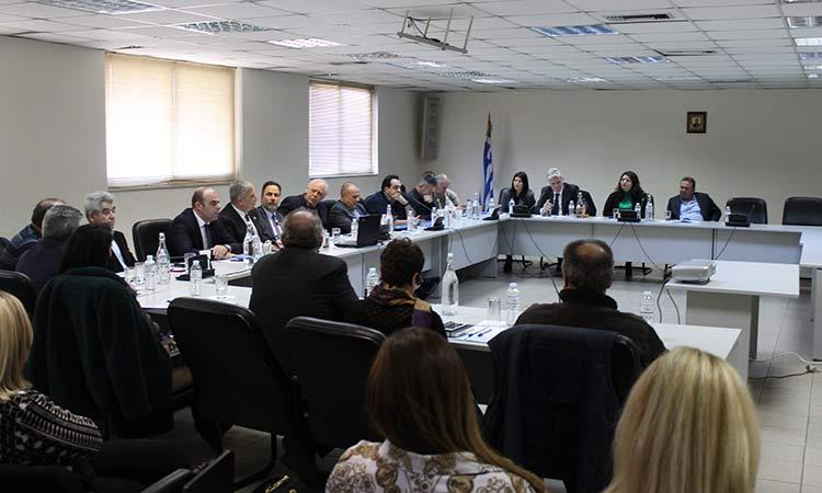 Γ. Πατούλης: Στρατηγικός στόχος μας η διασφάλιση της προστασίας της υγείας των πολιτών