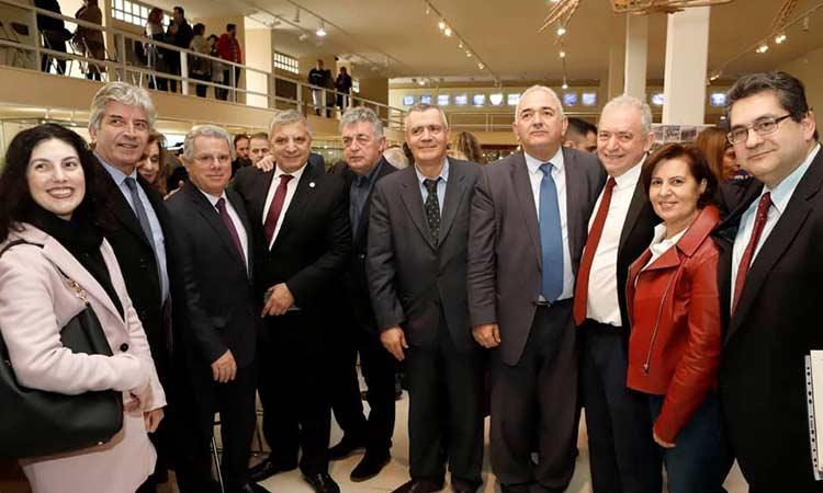 Γ. Πατούλης: Αυτοδιοίκηση και ακαδημαϊκή κοινότητα θα είμαστε γόνιμοι συνοδοιπόροι